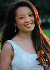 One of our teachers for private violin lessons in North York