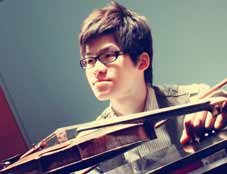 David Lin, violin and paino teacher