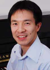 Edmund Wong, piano teacher