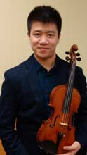 Jason Shiu, Private Violin Teacher